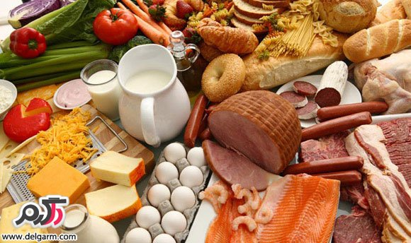 مقاله چگونگی نگه داری مواد غذایی