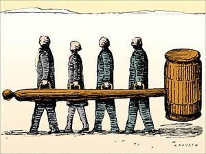 پاورپوینت انسان و حقوق